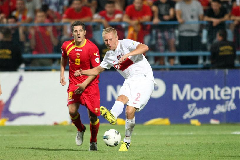 Stevan Jovetić (z lewej) /Fot. Piotr Kucza /Newspix