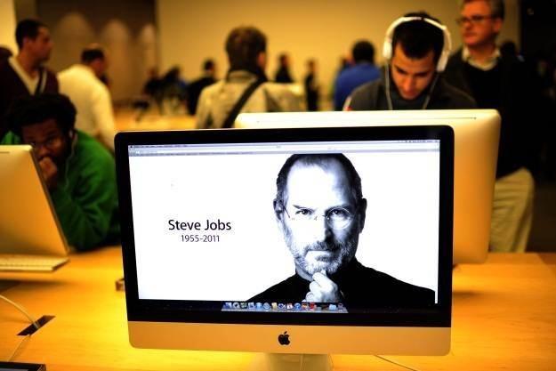Steve Jobs, 1955 - 2011 /AFP