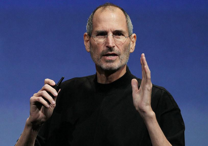 Steve Jobs miał nosa do talentów /East News