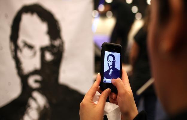 Steve Jobs został pośmiertnie uhonorowany nagrodą Grammy /AFP