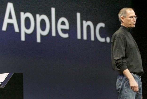 Steve Jobs /AFP