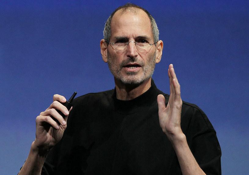 Steve Jobs /Justin Sullivan/Getty Images/AFP /Getty Images