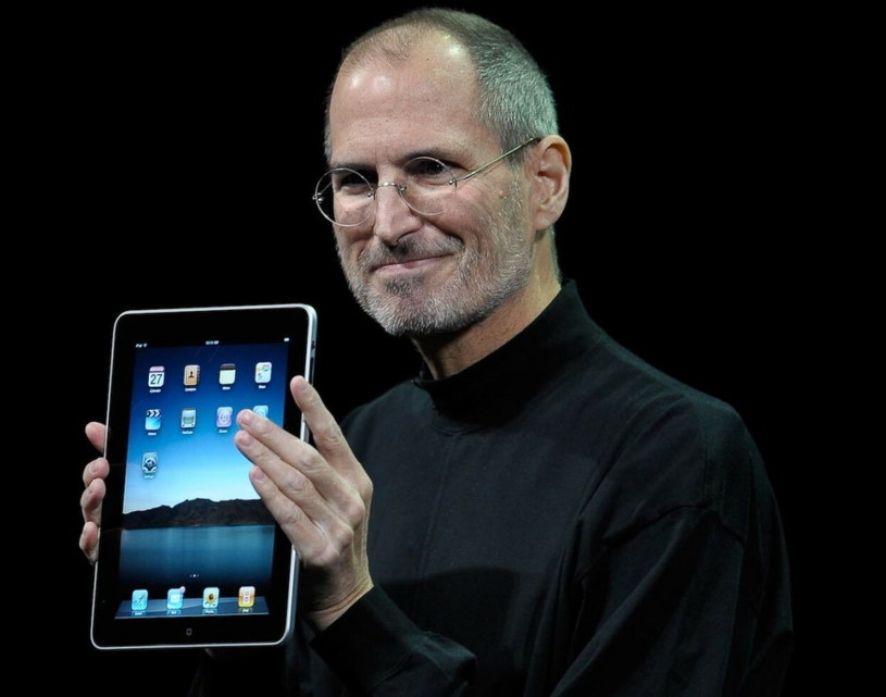 Steve Jobs /XIONG QI / XINHUA /East News