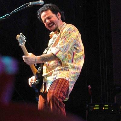 Steve Lukather (Toto) /oficjalna strona wykonawcy
