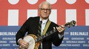 Steve Martin gra na banjo