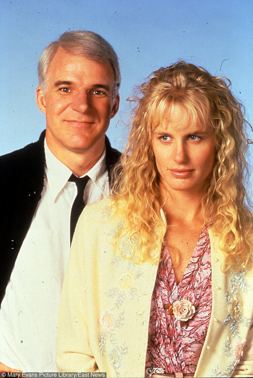 """Steve Martin i Daryl Hannah w filmie """"Roxanne"""" /Mary Evans Picture Library /East News"""