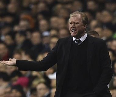 Steve McClaren zwolniony z Newcastle United