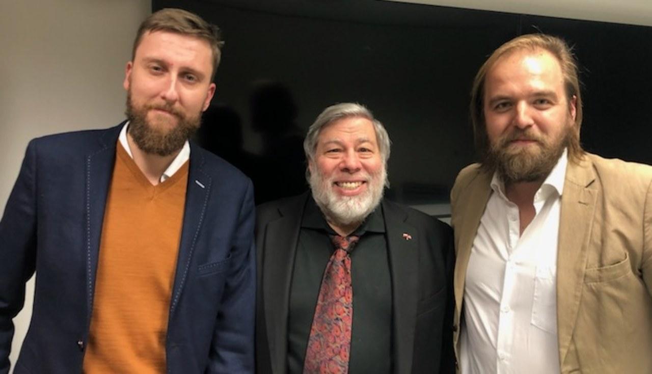 Steve Wozniak, współtwórca Apple: Boję się, że będziemy zbyt polegać na sztucznej inteligencji