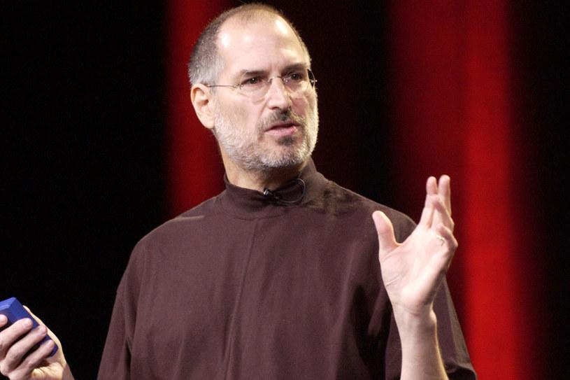 Steve'a Jobsa  krytycy mody  uznawali  za minimalistę  ekstremalnego. /Getty Images/Flash Press Media