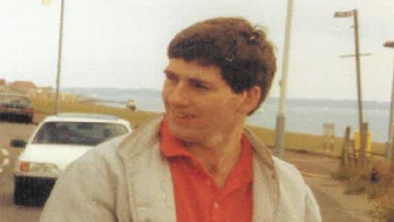Steven Clark zaginął w 1992 roku (fot. CLEVELAND POLICE) /