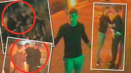 Steven Gerrard uderzył mężczyznę na ulicy w Liverpoolu /INTERIA.PL