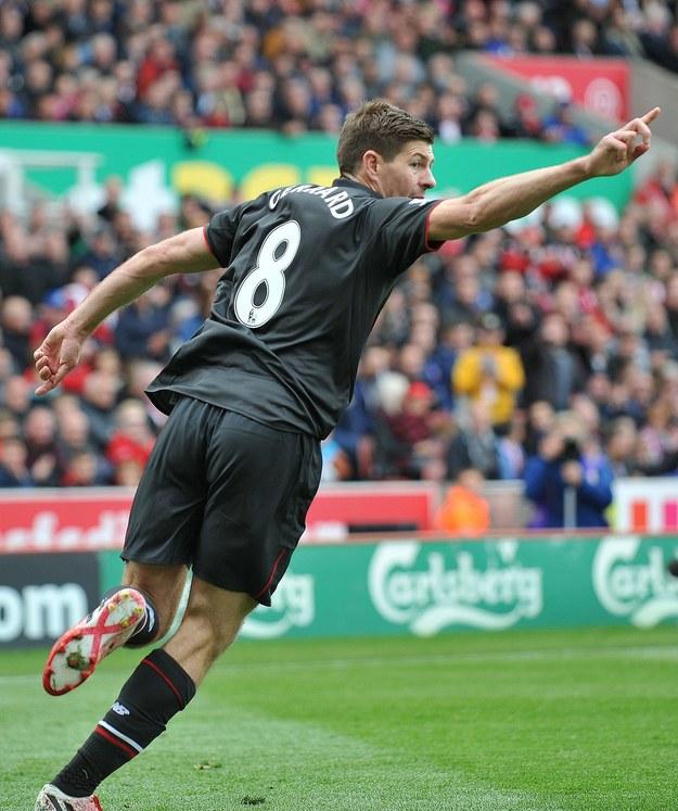 Steven Gerrard /AFP