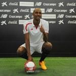 Steven Nzonzi przeszedł z Sevilli do AS Roma