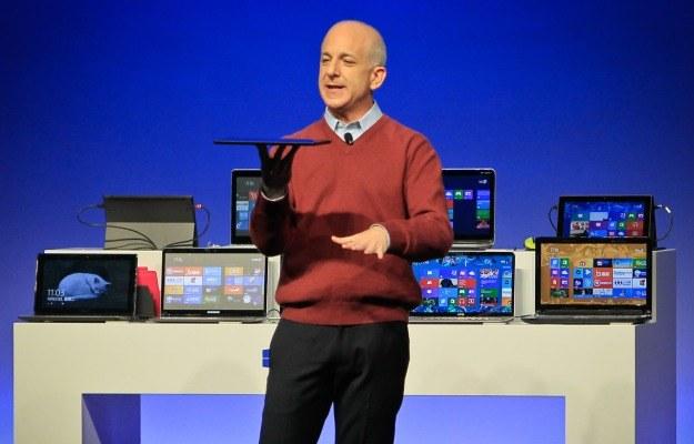 Steven Sinofsky podjął niespodziewaną decyzję o opuszczeniu Microsoft /AFP