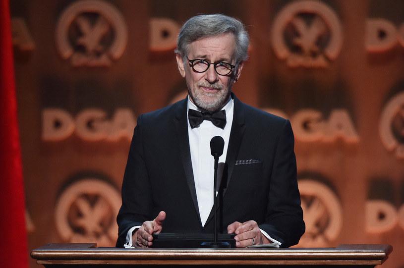 """Steven Spielberg niedoceniony za reżyserię filmu """"Most szpiegów"""". /Alberto E. Rodriguez /Getty Images"""