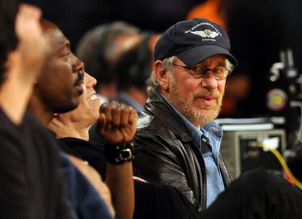 Steven Spielberg zaangażował się całkowicie w produkcję aktorskiej wersji Tintina. /AFP