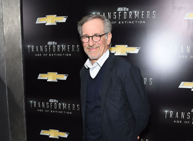 Steven Spielberg /Getty Images