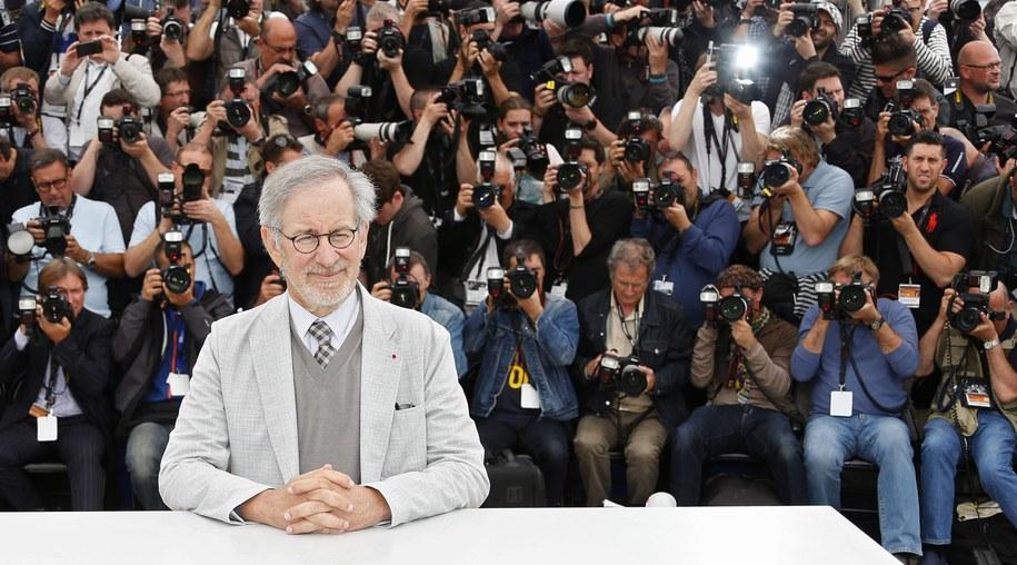 Steven Spielberg /IAN LANGSDON /PAP/EPA