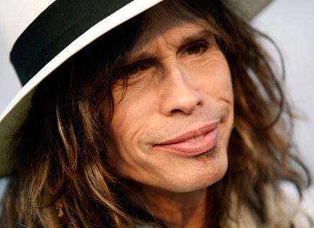 Steven Tyler (Aerosmith) - fot. Kevin Winter /Getty Images/Flash Press Media