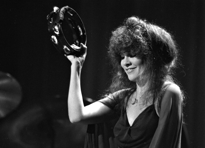 Stevie Nicks z grupą Fleetwood Mac w 1979 r. /Janet Knott/The Boston Globe /Getty Images