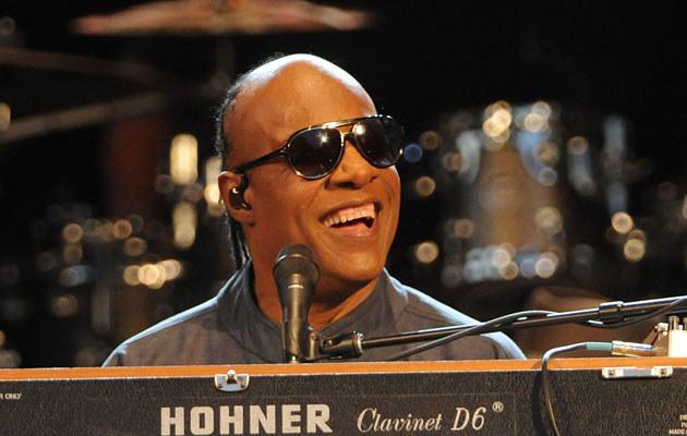 Stevie Wonder /Brad Barket /Getty Images