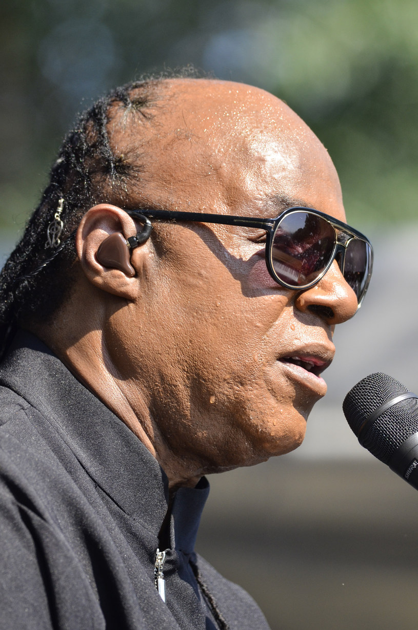 Stevie Wonder /Kris Connor /Getty Images