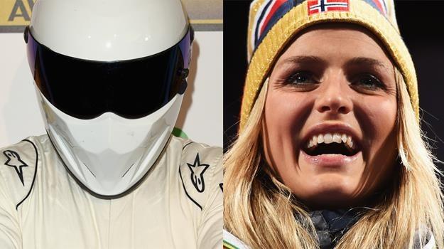 Stig (kimkolwiek jest) czy Therese Johaug - kto okaże się lepszy? /Getty Images