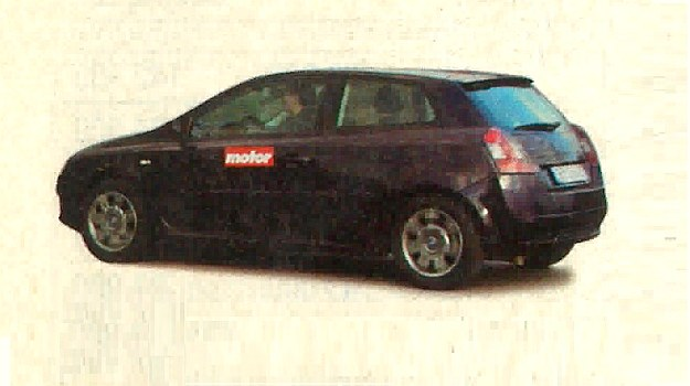 Stilo Abarth /Motor
