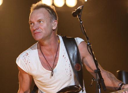 Sting - fot. Donald Kravitz /Getty Images/Flash Press Media