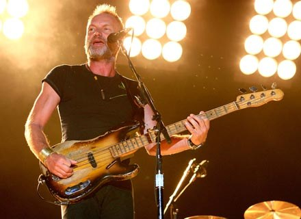 Sting - fot. Marty Melville /Getty Images/Flash Press Media