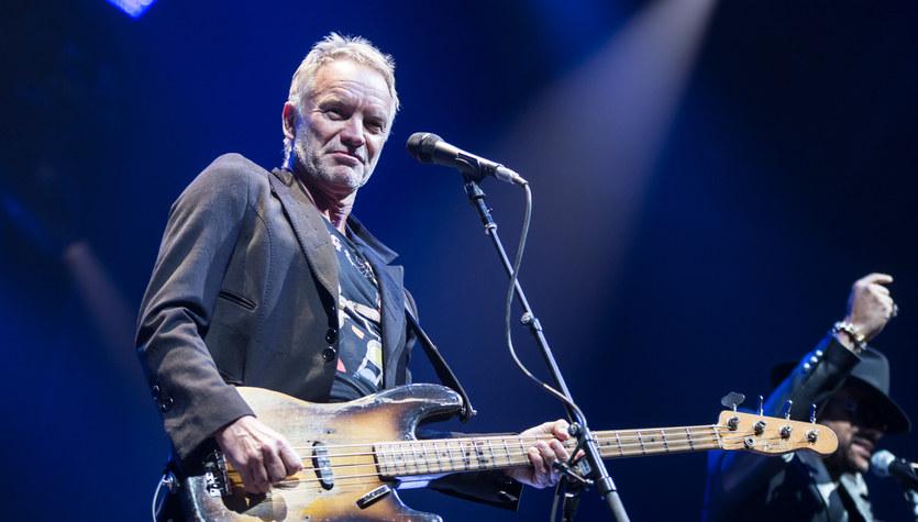 Sting: Jedyny koncert w Polsce