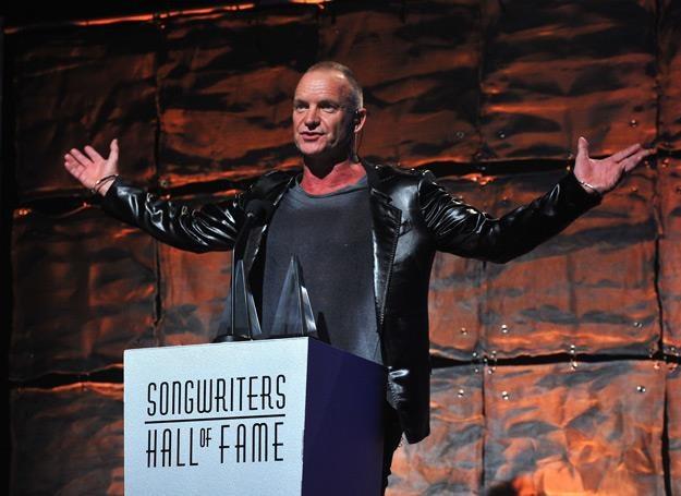 Sting jest główną gwiazdą Life Festival Oświęcim 2013 - fot. Larry Busacca /Getty Images/Flash Press Media