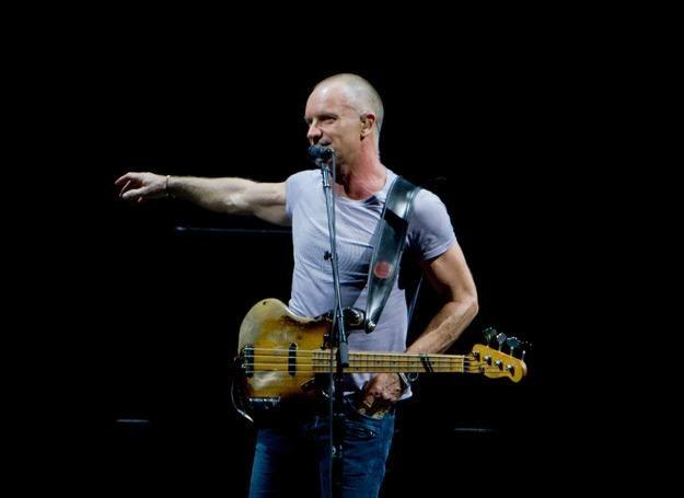 Sting przypomniał sobie o gitarze basowej - fot. Anna Webber /Getty Images/Flash Press Media
