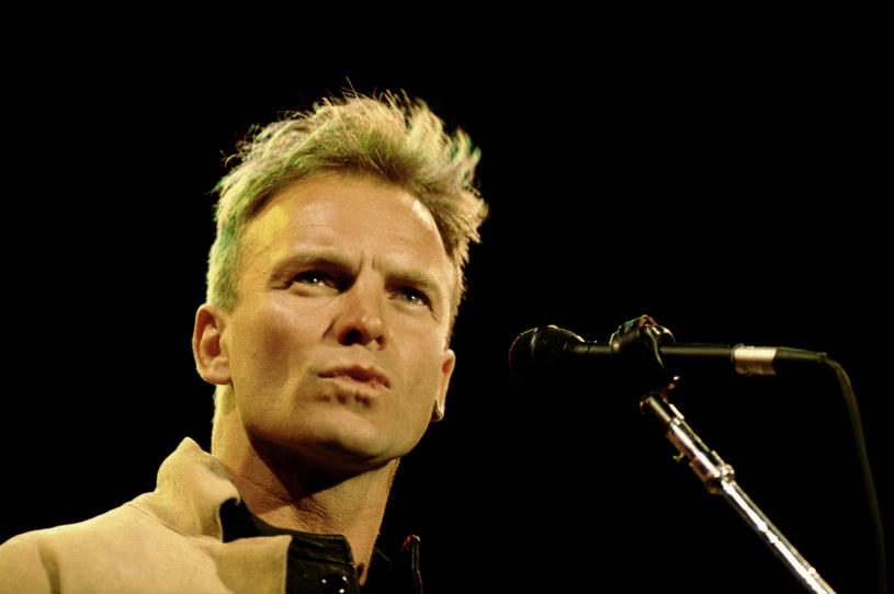 Sting w 1991 roku /Franco Origlia /Getty Images