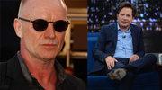 Sting w serialu Michaela J.Foxa