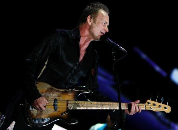 Sting znów zagra na gitarze basowej /arch. AFP