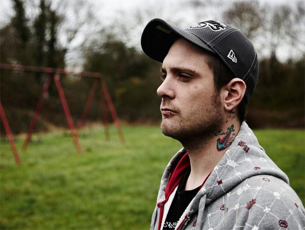 """Stinson Hunter - samozwańczy """"łowca pedofilów"""" /facebook.com"""