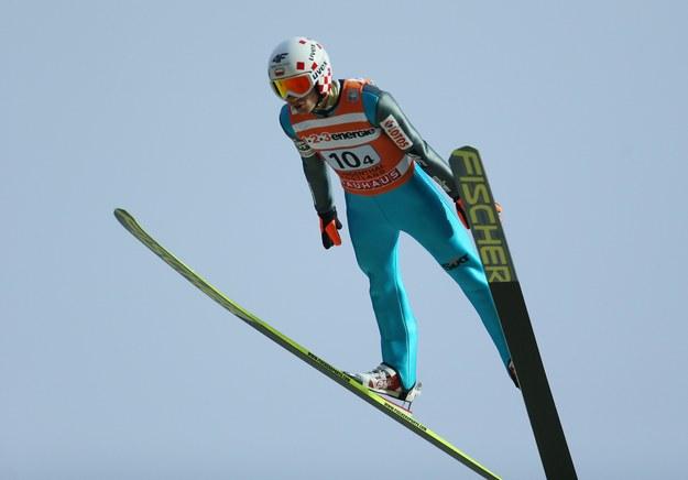 Stoch drugi w kwalifikacjach w Lillehammer