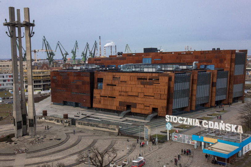 Stocznia Gdańska /Piotr Hukalo /East News