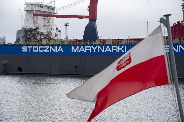 Stocznia Marynarki Wojennej. Fot. Wojciech Stróżyk /Reporter