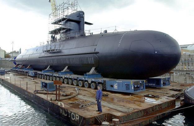 Stocznia Nauta będzie budować okręty podwodne klasy Scorpene? /AFP