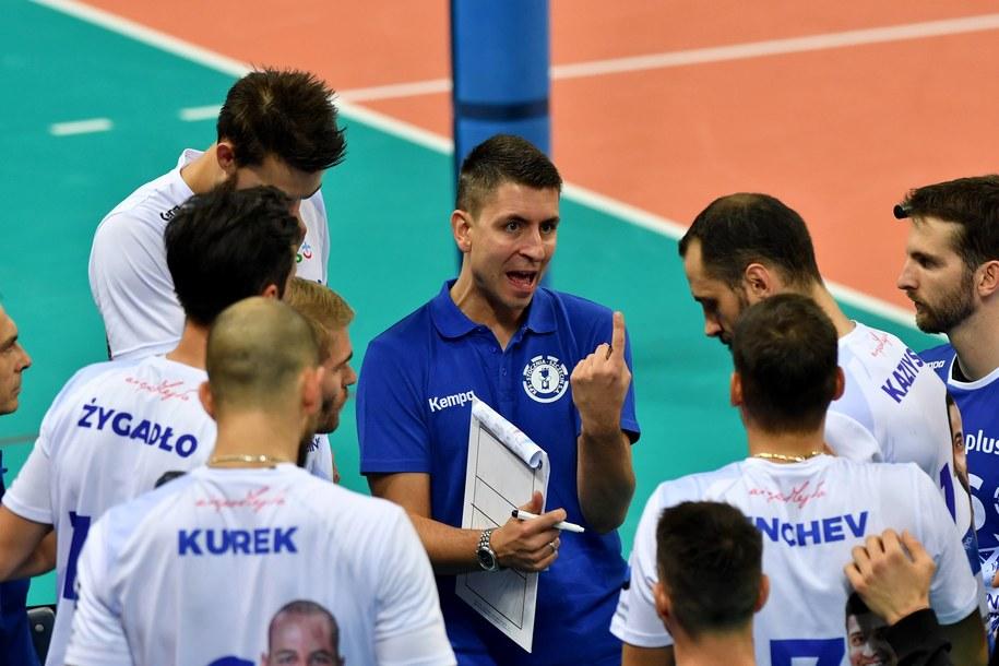 Stocznia Szczecin wycofuje się z ligowych rozgrywek / Marcin Bielecki    /PAP
