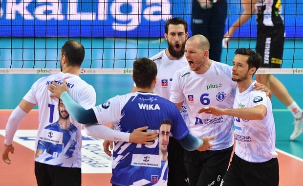 Stocznia Szczecin zostaje w rozgrywkach Plus Ligi