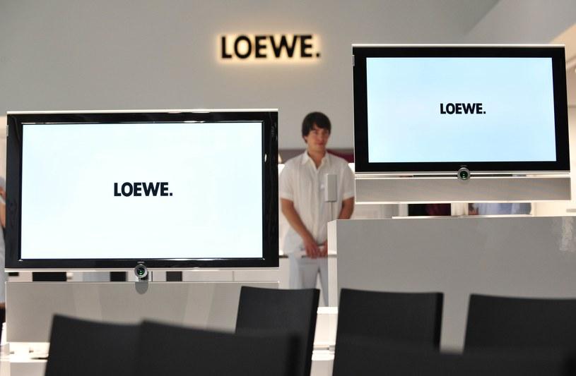 Stoisko Loewe, targi IFA w 2010 roku /AFP