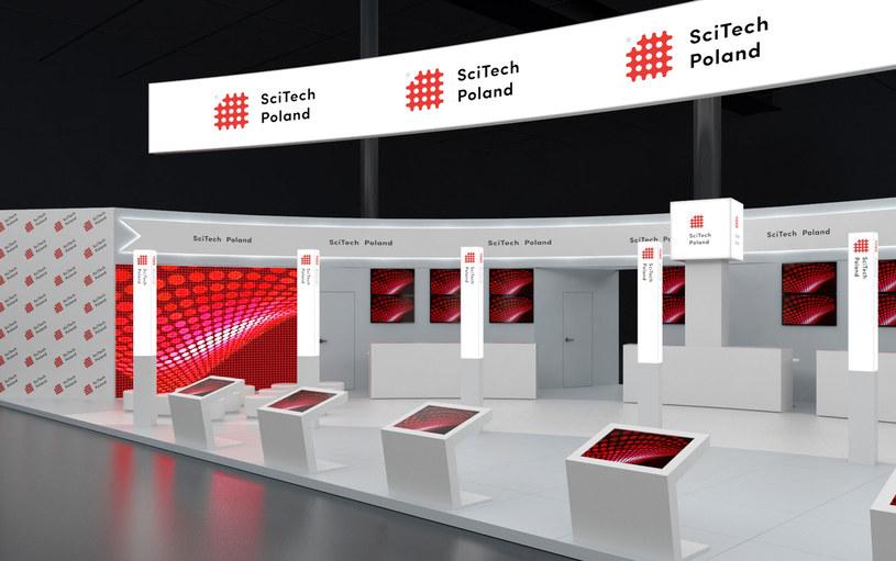 Stoisko SciTech Poland /materiały prasowe