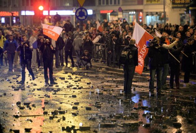 Stołeczny ratusz: Zniszczenia po Marszu Niepodległości to 90 tys. zł