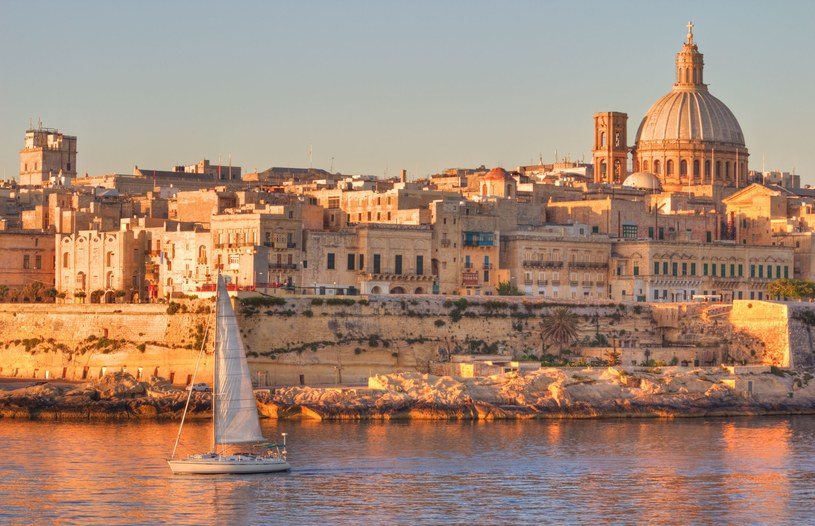 Stolica Malty - La Valletta /Robert Wilson /123RF/PICSEL