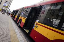 Stolica: Nagle źle się poczuła i nie była w stanie prowadzić autobusu. To COVID-19