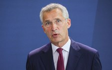 Stoltenberg: Rosja nie powinna ingerować na Białorusi