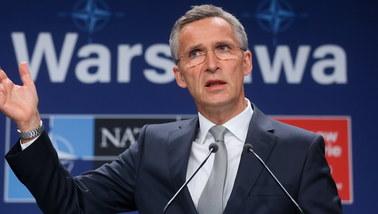 Stoltenberg: Samoloty dla koalicji anty-ISIS i nowa operacja morska